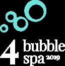 Bubble Spa Logo
